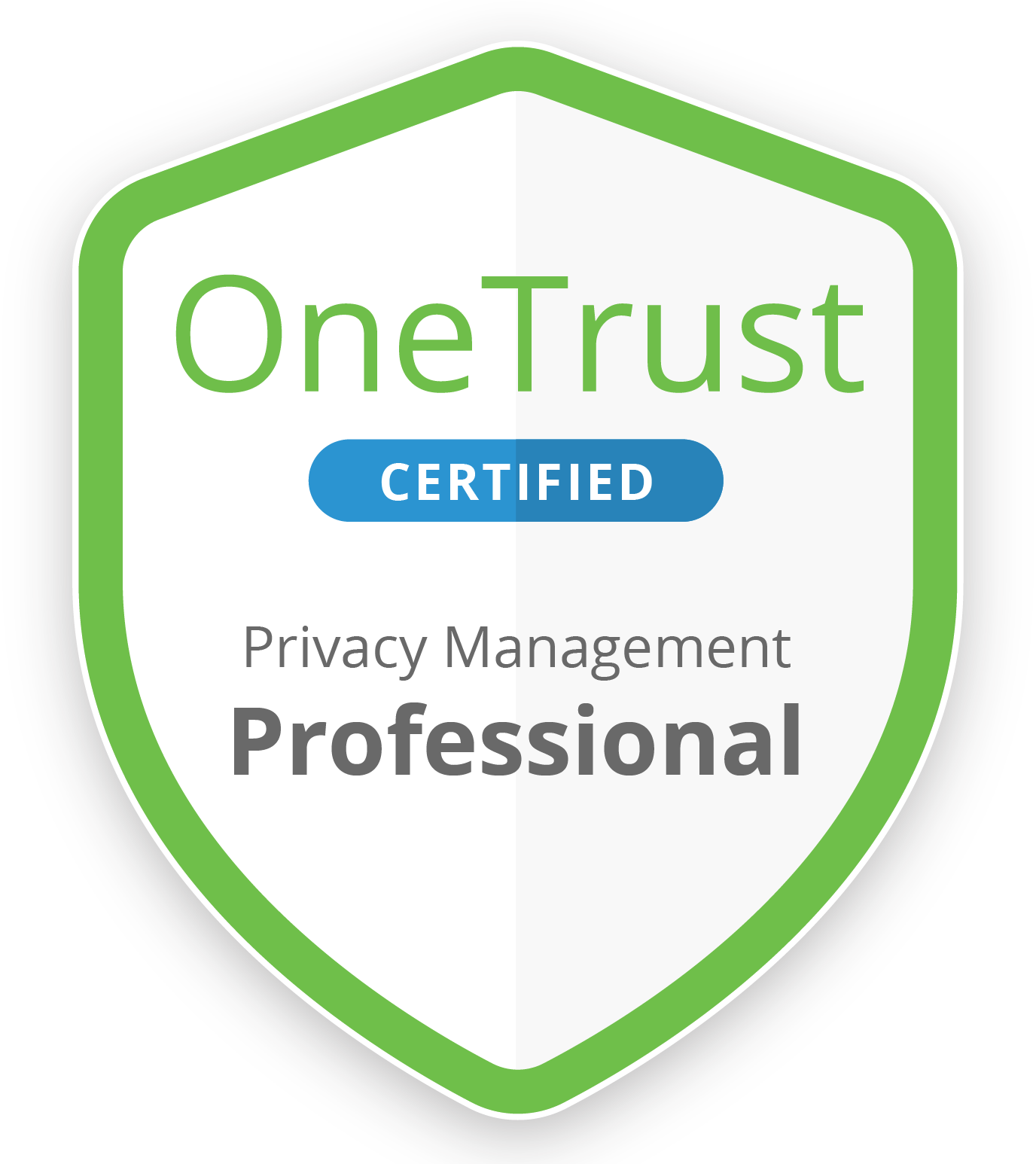 OneTrust Certification Badge