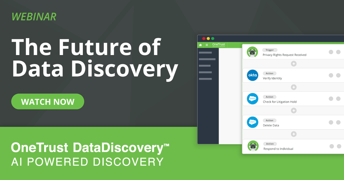 The Future of Data Discovery