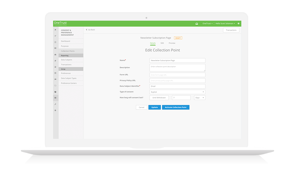 Create a Request Intake Web Form and Portal