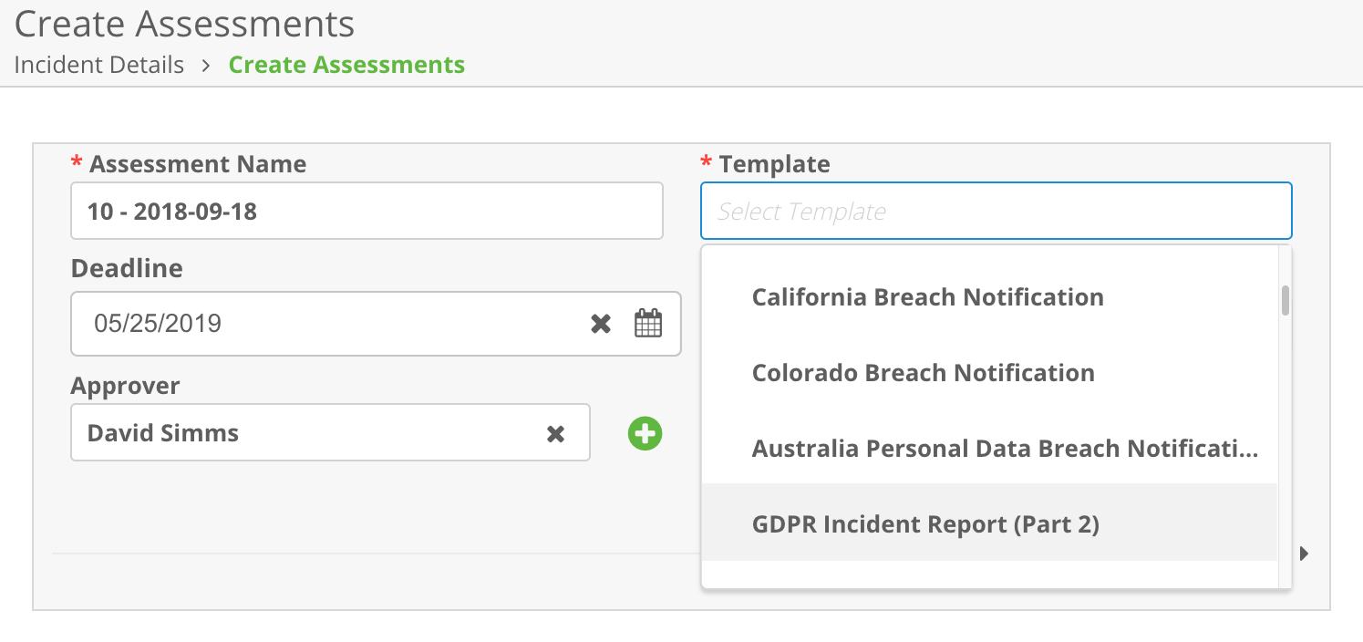 Incident Breach Management Products Products Onetrust