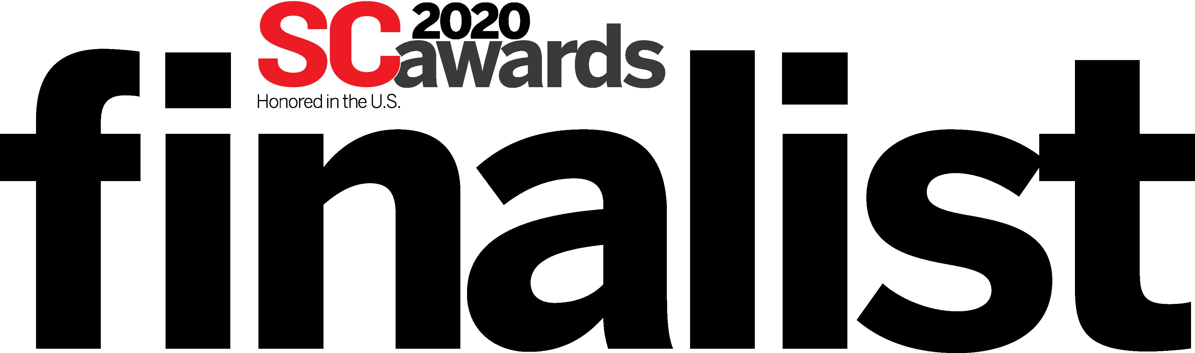 OneTrust Named SC Awards Finalist
