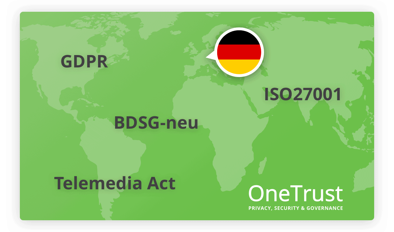 OneTrust Germany
