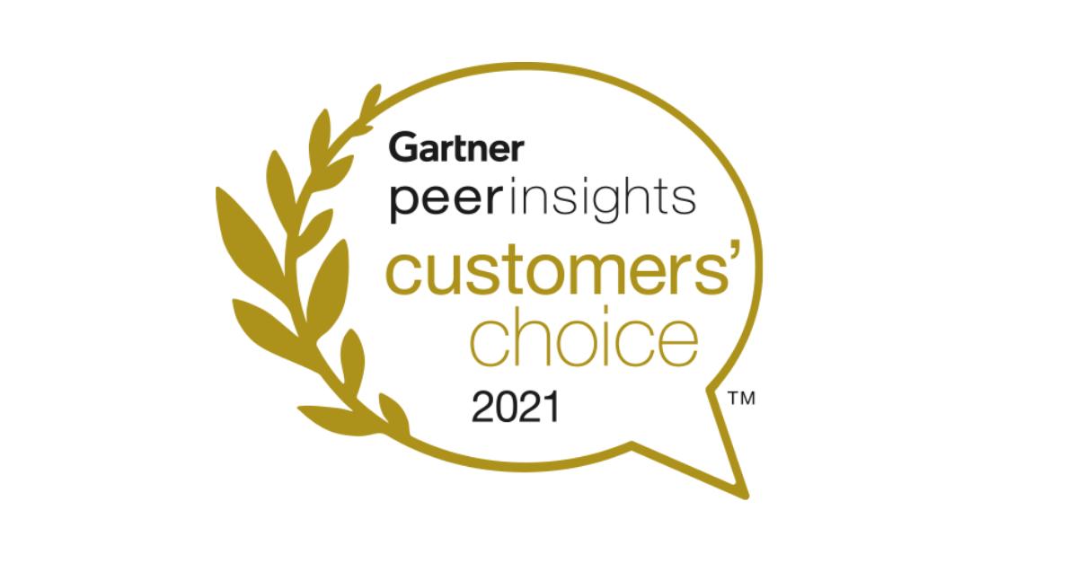 2021 gartner peer insights