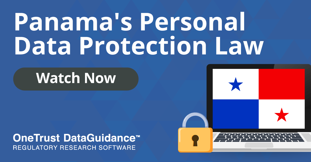 Panama Personal Data Protection Law