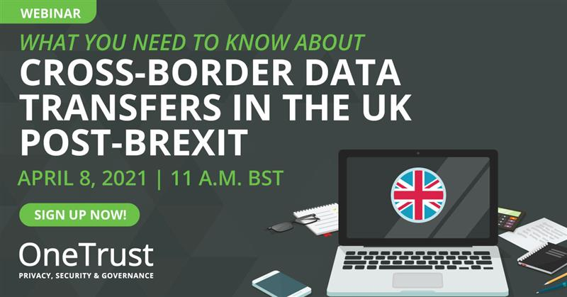 Cross-Border Data Transfers