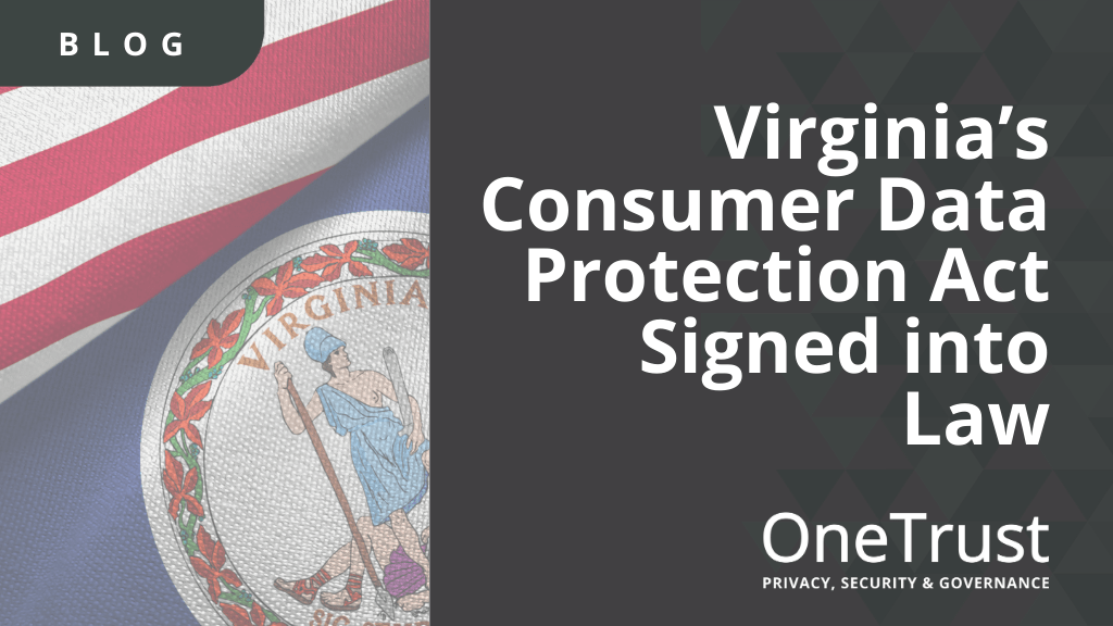 Virginia Privacy Regulation