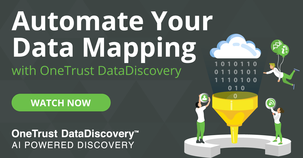 Data Discovery for Data Mapping