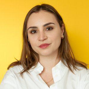 The speaker Julia Lustig's profile image