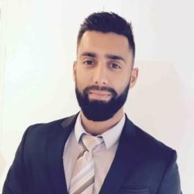 The speaker Daniel Tehrani's profile image