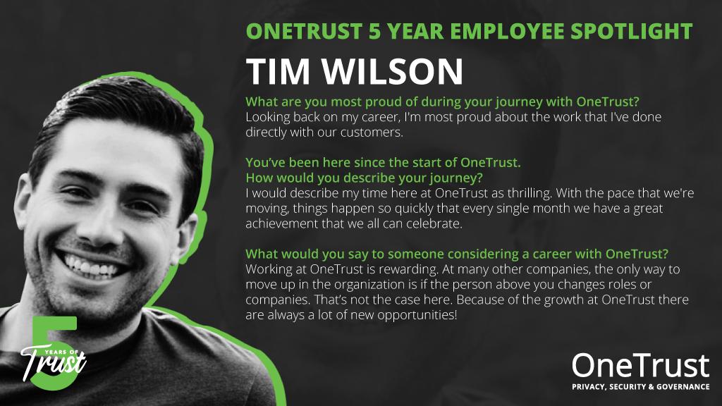 Tim Wilson OneTrust