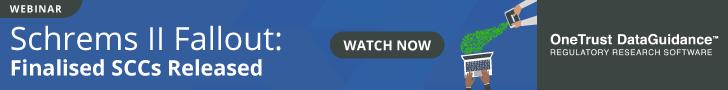 Finalized SCCs Webinar - Watch now