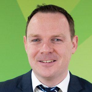 The speaker Joseph Byrne's profile image