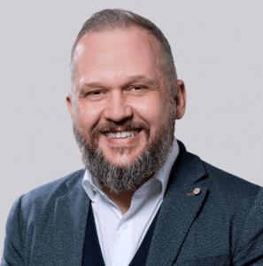 The speaker Scott Bridgen's profile image
