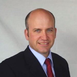 The speaker John Giles's profile image