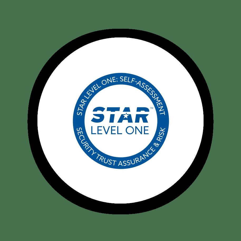 CSA Onetrust star level one