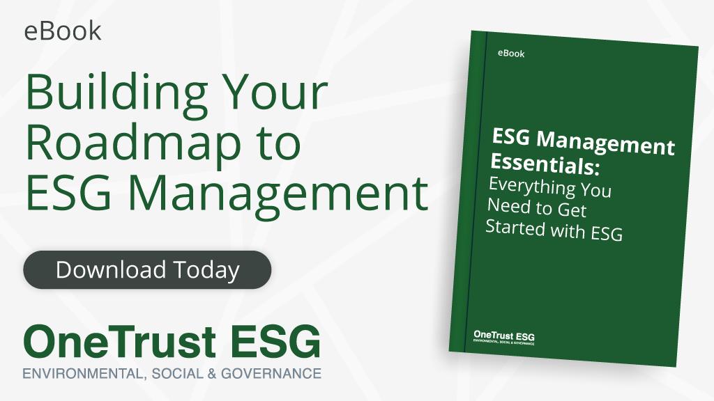 ESG Management Essentials eBook