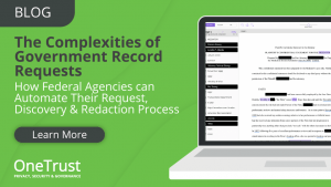 Government Record Requests