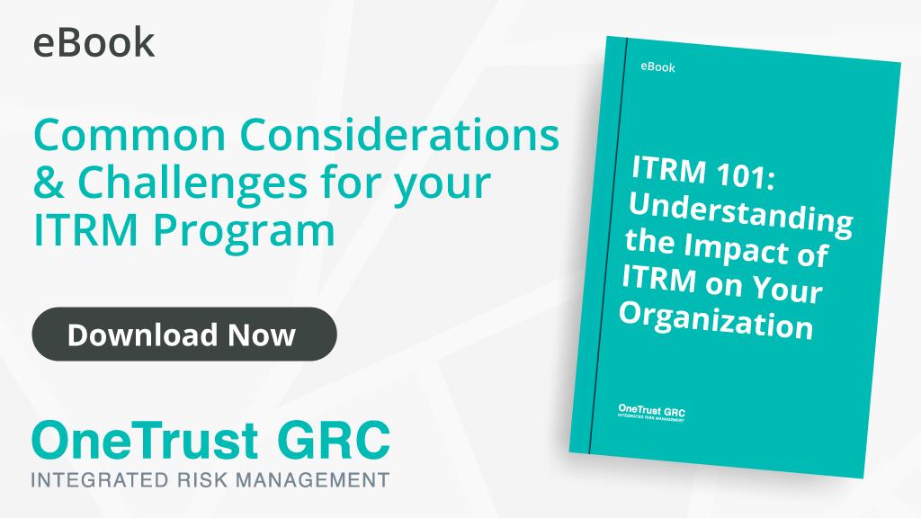 ITRM 101 eBook - GRC