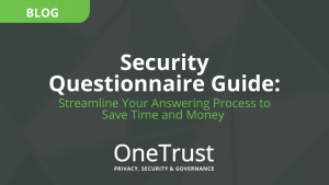 Security Questionnaire Guide