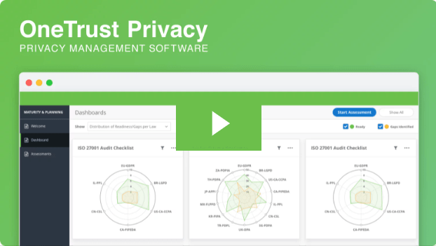 OneTrust 5-Minute Demo Video