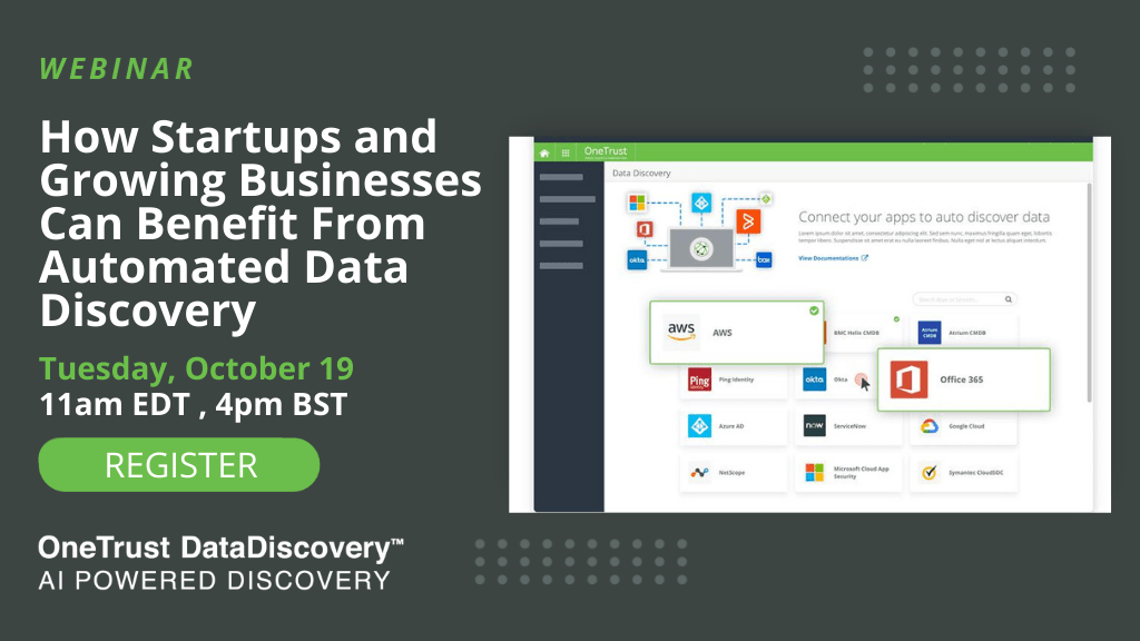 How Startups and Growing Businesses Can Benefit From Automated Data Discovery