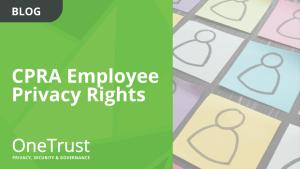 CPRA employee rights