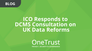 ICO Responds to DCMS Consultation on UK Data Reforms